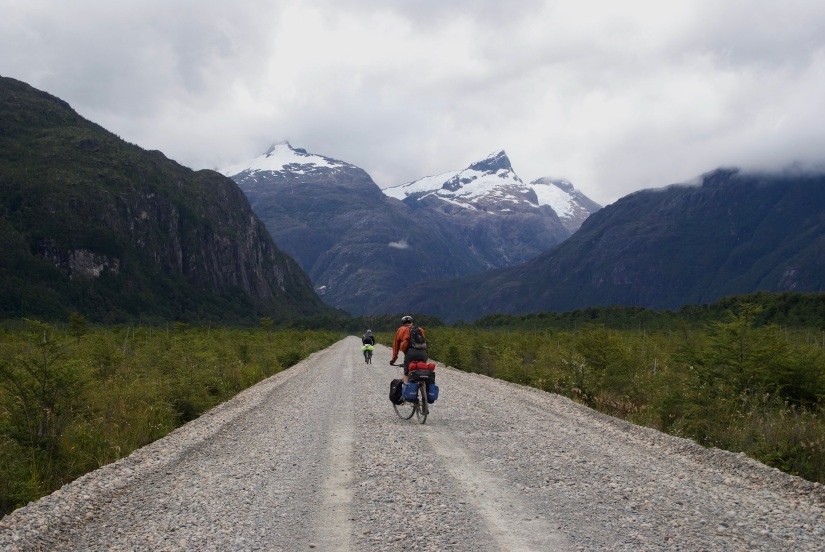 Cycling the CarreteraAustral